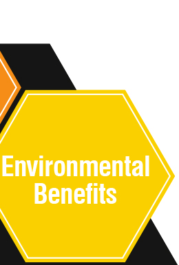 Evironmental Benefits